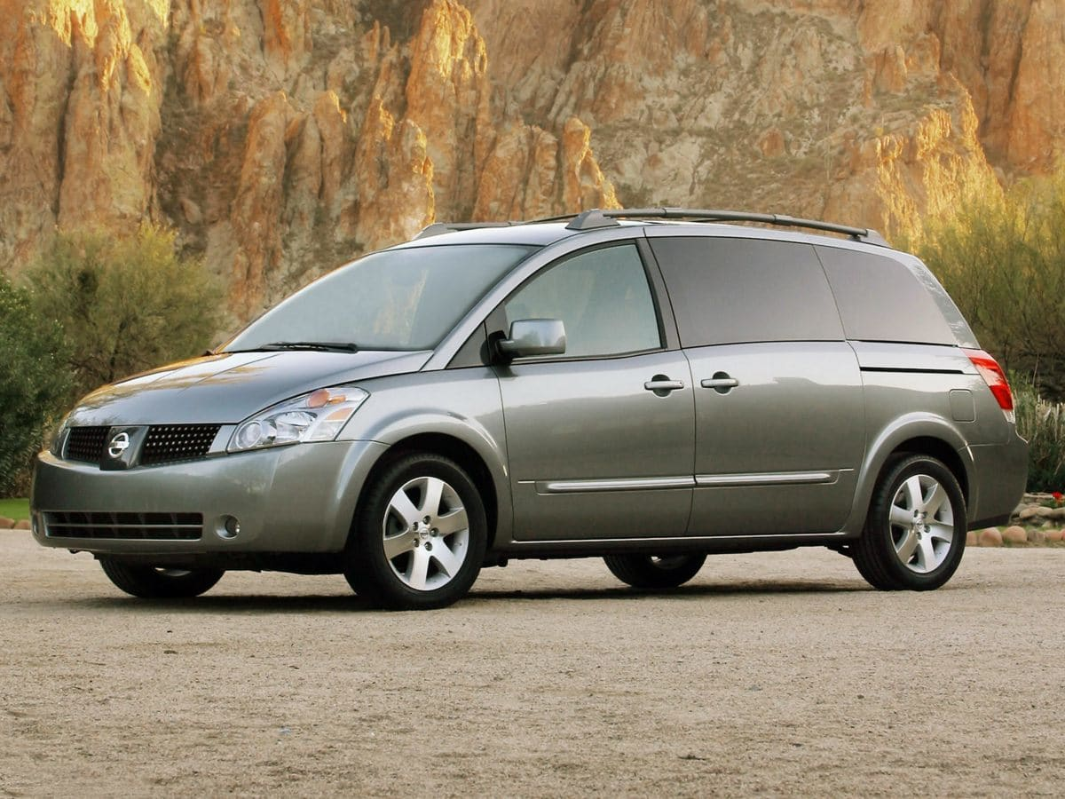 Photo Used 2005 Nissan Quest West Palm Beach