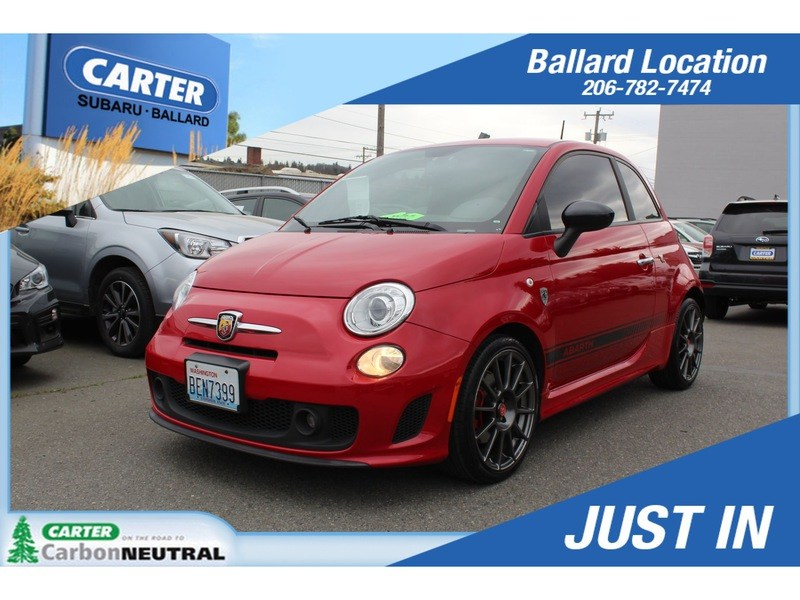 Photo Used 2012 FIAT 500 Abarth for Sale in Seattle, WA