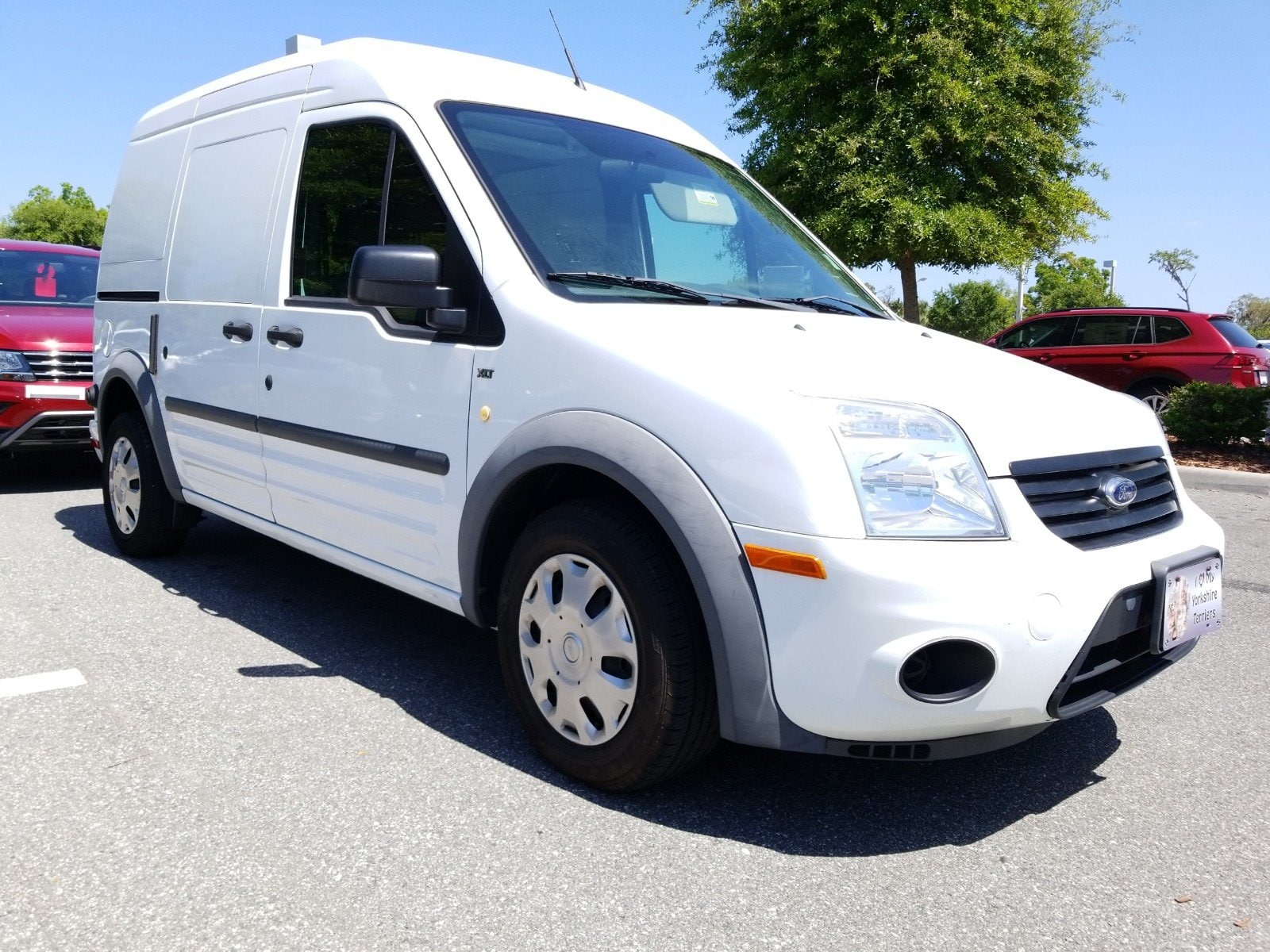 Photo Used 2013 Ford Transit Connect XLT 210A Van For Sale Leesburg, FL