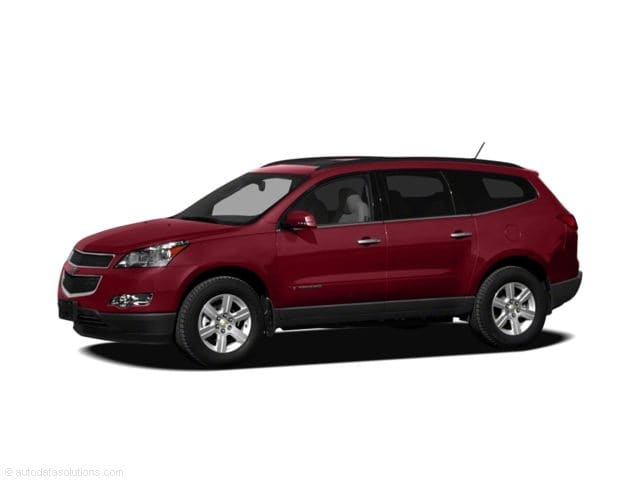 Photo Used 2012 Chevrolet Traverse LT SUV for sale in Midland, MI