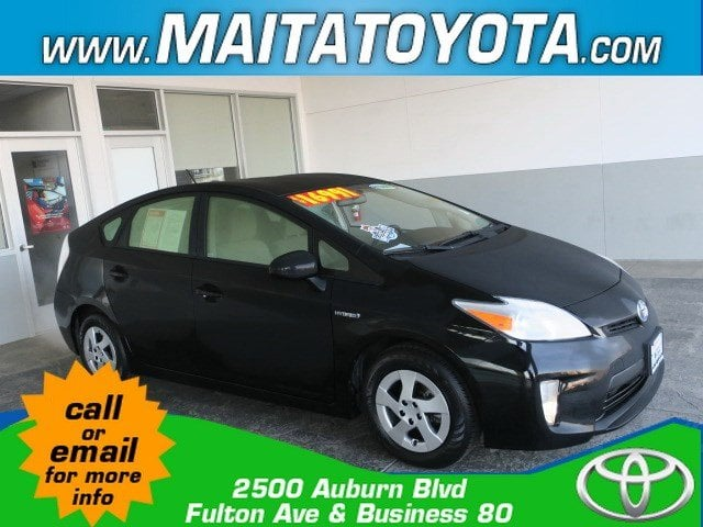 Photo Used 2015 Toyota Prius Two Available in Sacramento CA
