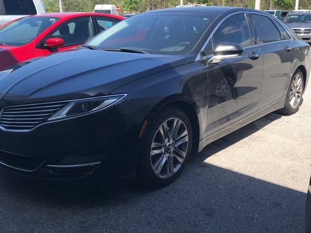 Photo 2014 Lincoln MKZ Sedan Front-wheel Drive  near Orlando FL