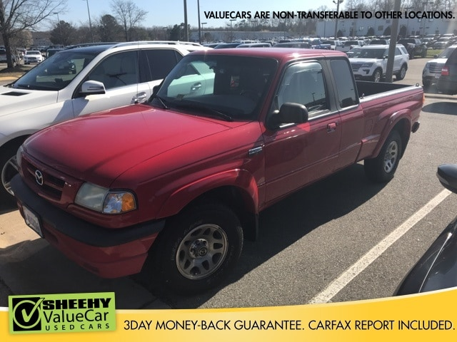 Photo Used 2003 Mazda B4000 DS Truck Extended Cab V-6 cyl for sale in Richmond, VA