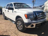 PRE-OWNED 2009 FORD F-150 4WD SUPERCREW 145 XLT 4WD