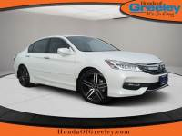 Certified Pre-Owned 2017 Honda Accord Sedan Touring With Navigation For Sale in Greeley, Loveland, Windsor, Fort Collins, Longmont, Colorado