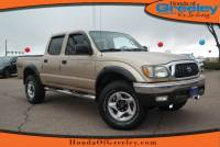 Pre-Owned 2002 Toyota Tacoma Four Wheel Drive Crew Cab Pickup For Sale in Greeley, Loveland, Windsor, Fort Collins, Longmont, Colorado