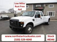 Used 2009 Ford F-350 4x4 Pickup Truck