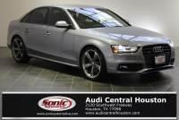 Certified Used 2015 Audi A4 2.0T Premium (Tiptronic) Sedan in Houston, TX