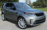 2017 Land Rover Discovery First Edition V6 Supercharged Sport Utility