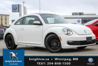 Certified Pre-Owned 2013 Volkswagen Beetle Coupe w/ Sunroof/Winter Rims & Tires 0.9% Financing Available OAC FWD 2dr Car