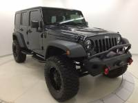 Used 2017 Jeep Wrangler Unlimited Sport K2 Rocky Ridge Edition SUV in Danbury, CT