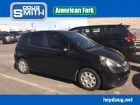 2008 Honda Fit Sport For Sale in Utah