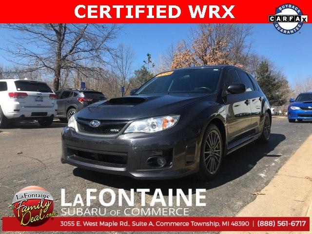 Photo Used 2014 Subaru Impreza WRX Hatchback in Commerce Township