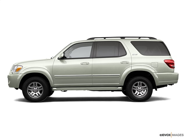Photo 2007 Toyota Sequoia Limited V8