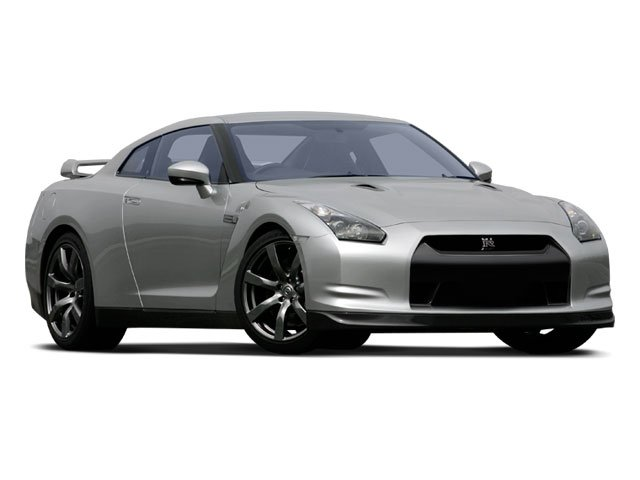 Photo Pre-Owned 2009 Nissan GT-R Premium With Navigation  AWD