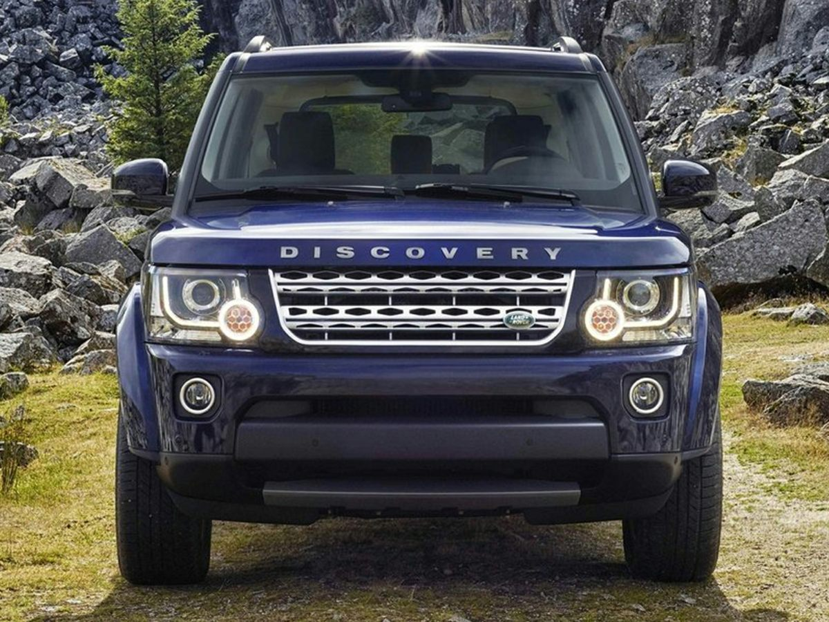 Photo Pre-Owned 2016 Land Rover LR4 Base 4WD For Sale