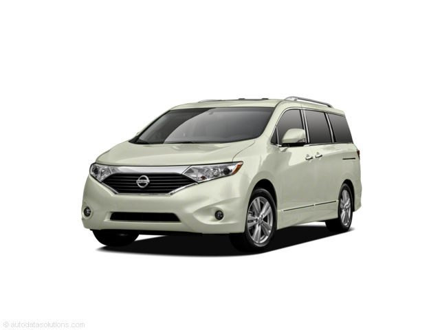 Photo Pre-Owned 2011 Nissan Quest SV Van near Tampa FL