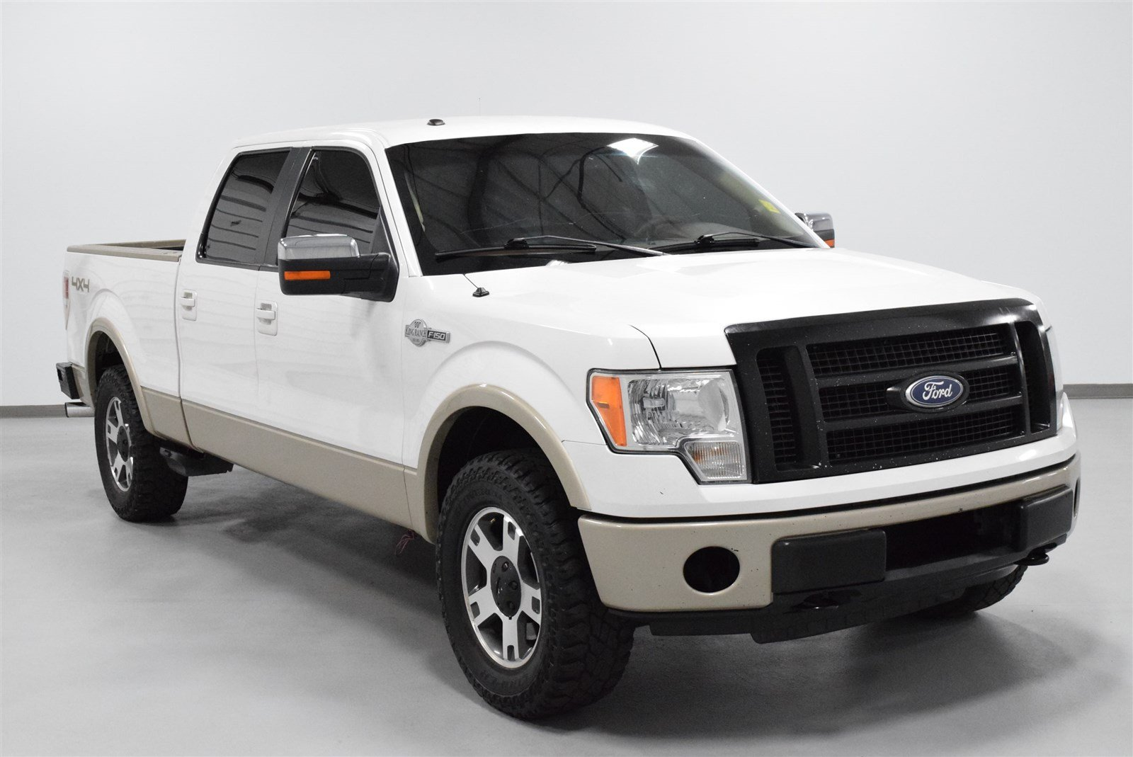 Photo Pre-Owned 2010 Ford F-150 King Ranch 4WD For Sale in Amarillo, TX