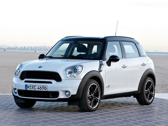 Photo Used 2012 MINI Cooper S Countryman ALL4 for sale in Lawrenceville, NJ