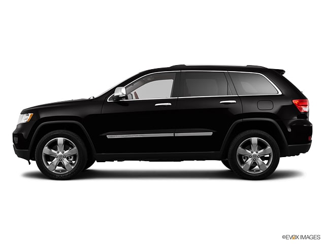 Photo Pre-Owned 2013 Jeep Grand Cherokee Overland SUV For Sale  Raleigh NC