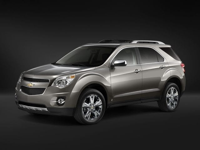 Photo 2010 Chevrolet Equinox LS for sale near Seattle, WA
