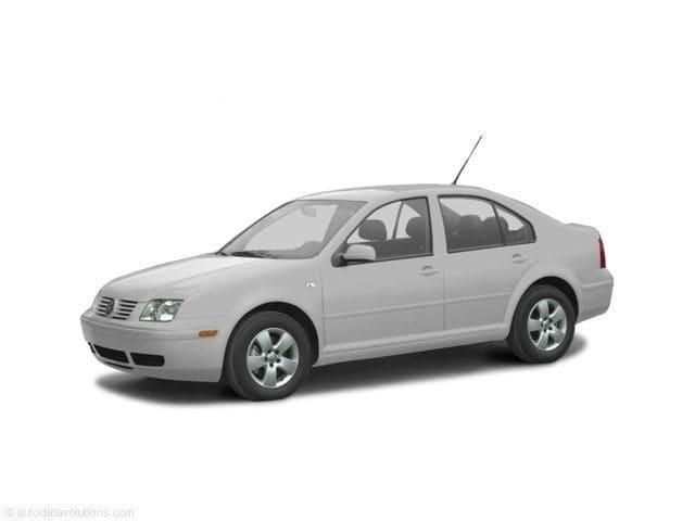 Photo 2003 Volkswagen Jetta Wolfsburg Sedan