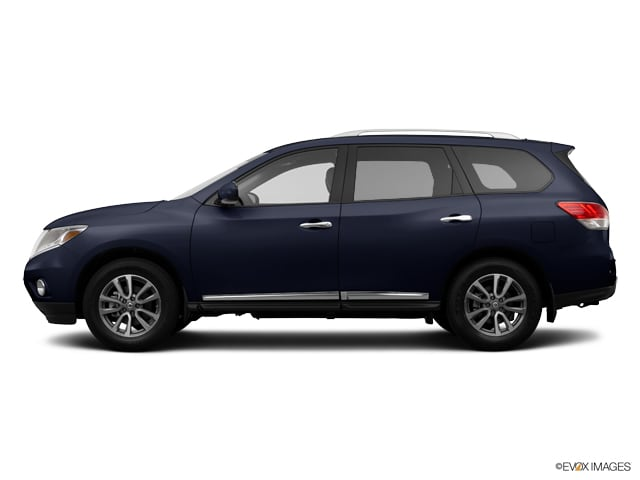 Photo Pre-Owned 2014 Nissan Pathfinder SL SUV in Jackson MS