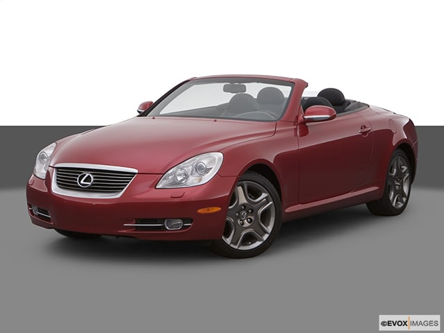 Photo 2007 LEXUS SC 430 2dr Convertible in Brentwood