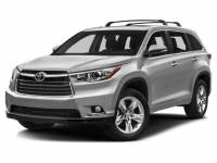 2016 Certified Toyota Highlander For Sale West Simsbury | 5TDJKRFH9GS308873
