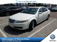 2004 Acura TL Sedan Front Wheel Drive