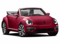 Used 2015 Volkswagen Beetle Convertible 2.0T R-Line w/PZEV Convertible in Johnston
