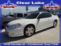 2007 Chevrolet Monte Carlo SS Coupe near Houston
