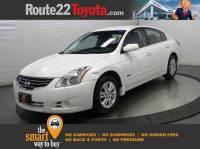2011 Nissan Altima Hybrid Base Sedan Front-wheel Drive