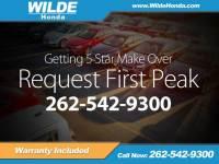 Certified Pre-Owned 2015 Honda Odyssey EX FWD Mini-van, Passenger