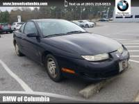 1998 Saturn SC 2dr Coupe Front-wheel Drive