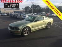 Used 2005 Ford Mustang Coupe V-8 cyl For Sale at Priority