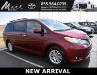 Certified Pre-Owned 2016 Toyota Sienna XLE w/Navigation Package, heated Leather Seats, Mo Minivan/Van in Plover, WI