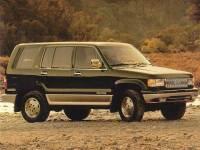 1995 Isuzu Trooper SUV