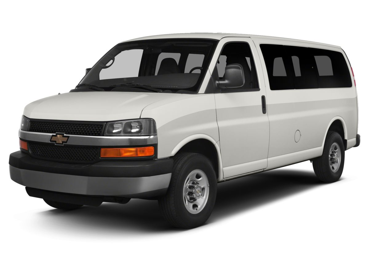 Photo Used 2013 Chevrolet Express 3500 LT MinivanVan For Sale Findlay, OH