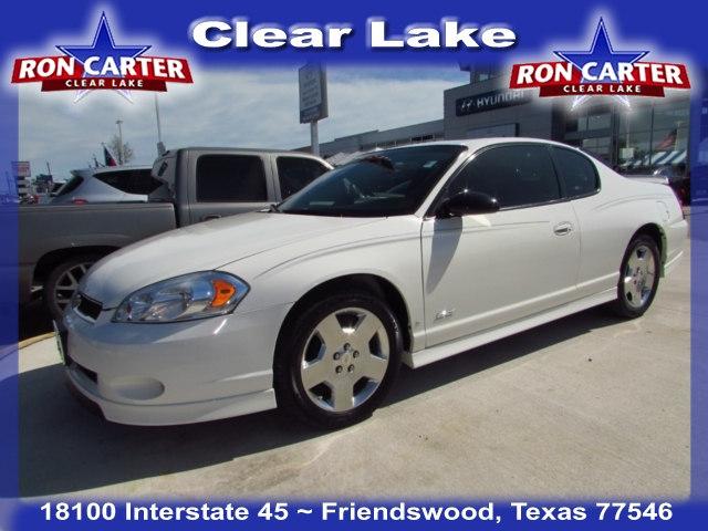 Photo 2007 Chevrolet Monte Carlo SS Coupe near Houston