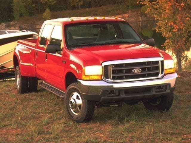 Photo 1999 Ford Super Duty F-350 DRW XL Pickup Truck SOHC SEFI V10 Engine