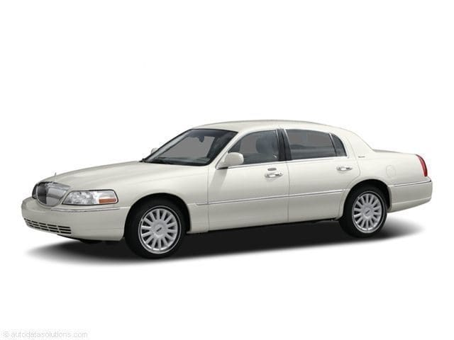 Photo 2007 Lincoln Town Car Signature Limited Sedan Rear-wheel Drive