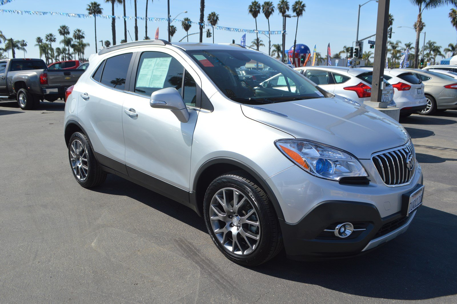 Photo Used 2016 Buick Encore Sport Touring FWD Sport Touring 4 For Sale Oxnard, CA