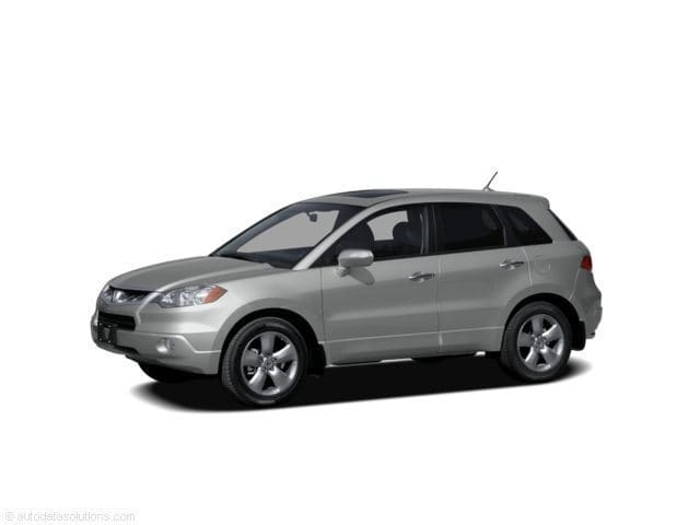 Photo Used 2007 Acura RDX wTechnology Package - Denver Area in Centennial CO
