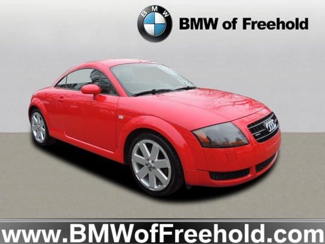 Photo Pre-Owned 2004 Audi TT 1.8L Coupe for sale in Freehold,NJ