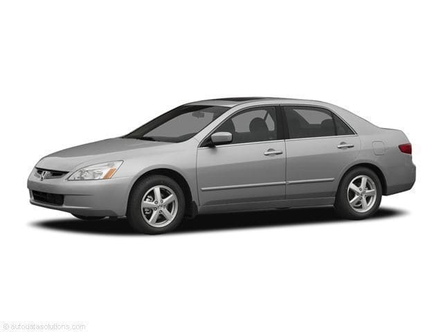 Photo Used 2005 Honda Accord Sdn EX-L V6 AT With Navi in Houston, TX