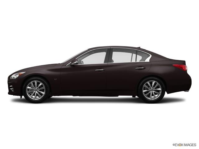 Photo Used 2014 INFINITI Q50 Premium 4dr Sdn RWD Sedan in Greenville, SC