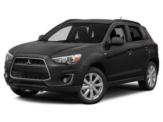 Photo 2014 Used Mitsubishi Outlander Sport AWD 4dr CVT ES For Sale in Moline IL  Serving Quad Cities, Davenport, Rock Island or Bettendorf  P18126