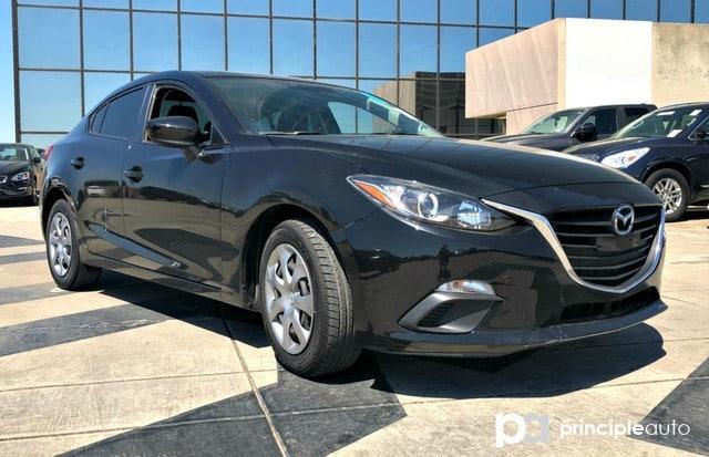 Photo Used 2015 Mazda Mazda3 i SV Sedan For Sale San Antonio, TX