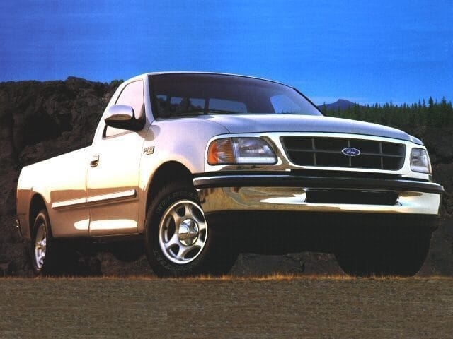 Photo Used 1997 Ford F-150 Truck V6 EFI in Red Hill, PA